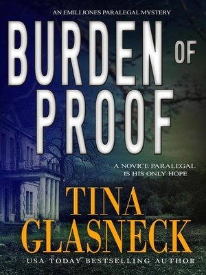 cover image of Burden of Proof