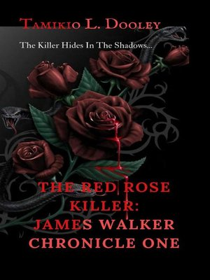 cover image of The Red Rose Killer
