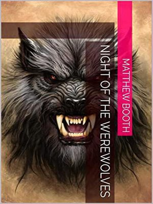 cover image of Night of the Werewolves