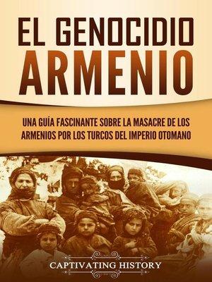 cover image of El Genocidio Armenio
