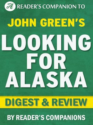 cover image of Looking for Alaska by John Green