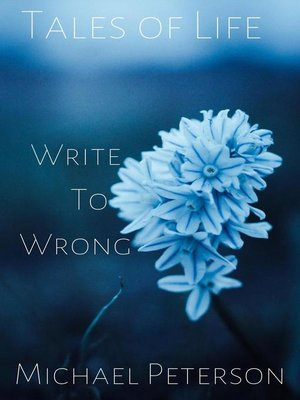 cover image of Write To Wrong: Tales of Life, #7