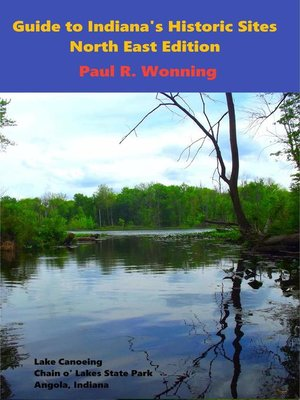cover image of Guide to Indiana's Historic Sites--North East Edition
