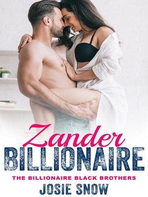 cover image of Billionaire Zander
