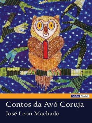 cover image of Contos da Avó Coruja