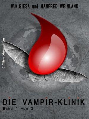 cover image of Die Vampir-Klinik