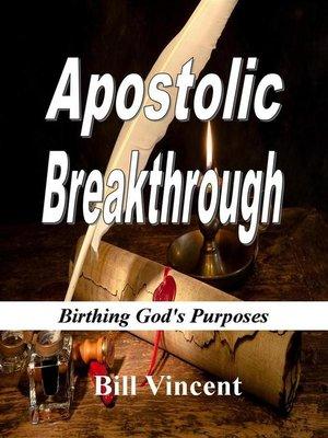 cover image of Apostolic Breakthrough