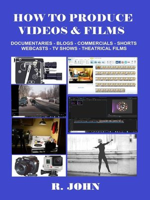 cover image of How to Produce Videos & Films