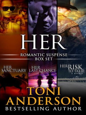 cover image of Her ~ Romantic Suspense Series Box Set