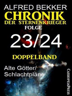 cover image of Chronik der Sternenkrieger, Folge 23/24--Doppelband