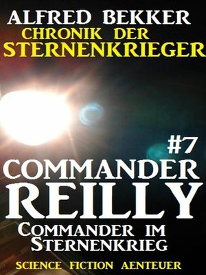 cover image of Commander Reilly #7