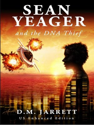 cover image of Sean Yeager and the DNA Thief