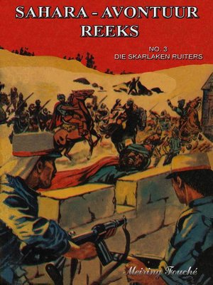 cover image of Die Skarlaken Ruiters