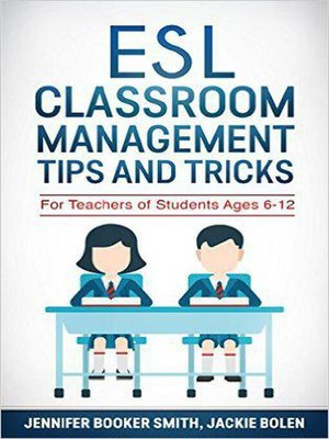 cover image of ESL Classroom Management Tips and Tricks