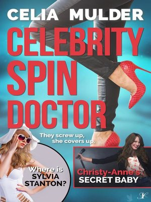 cover image of Celebrity Spin Doctor