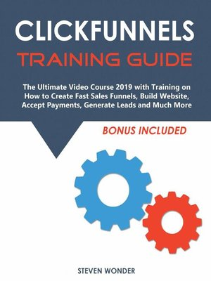 cover image of Clickfunnels Training Guide