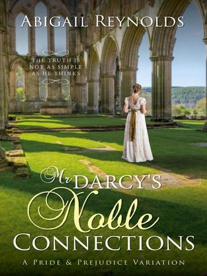 cover image of Mr. Darcy's Noble Connections