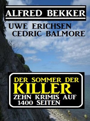 cover image of Der Sommer der Killer