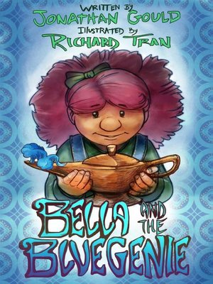 cover image of Bella and the Blue Genie