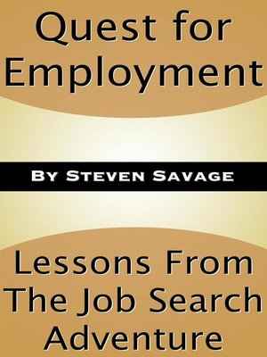cover image of Quest for Employment