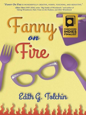 cover image of Fanny on Fire
