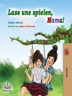 cover image of Lass uns spielen, Mama!