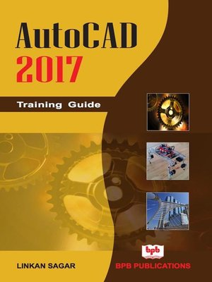 cover image of AutoCAD 2017 Training Guide