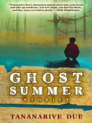 cover image of Ghost Summer