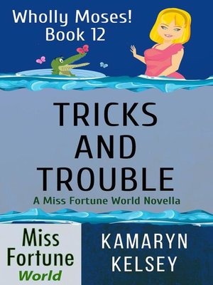 cover image of Tricks and Trouble