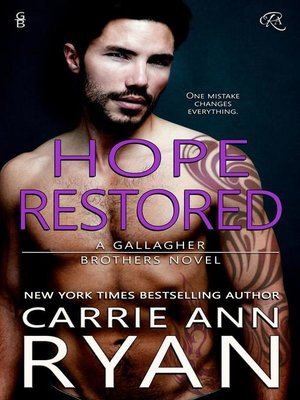 cover image of Hope Restored