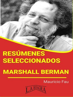 cover image of Marshall Berman