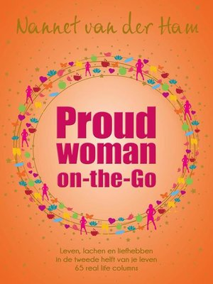 cover image of ProudWoman-on-the-Go