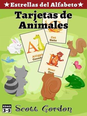 cover image of Tarjetas de Animales