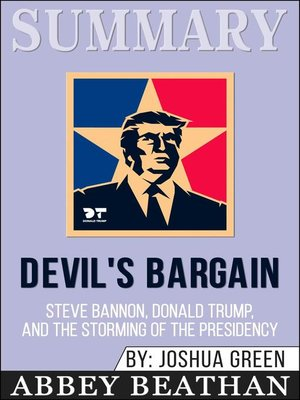 cover image of Summary of Devil's Bargain