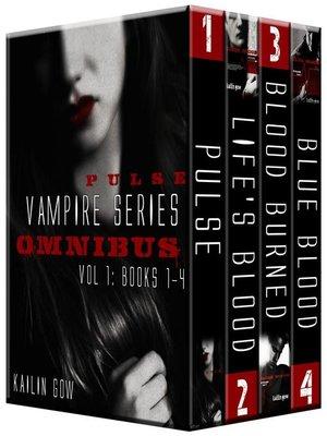 cover image of Pulse Vampire Series Omnibus 1 (Books 1--4)