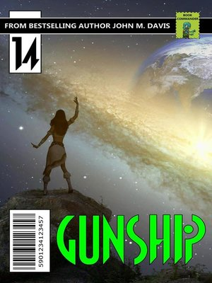 cover image of Chaotic Worlds: Gunship, #14