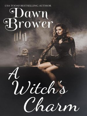 cover image of A Witch's Charm