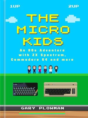 cover image of The Micro Kids