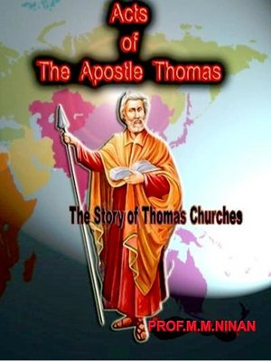 cover image of Acts of Apostle Thomas