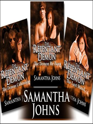 cover image of The Repentant Demon Trilogy Boxed Set