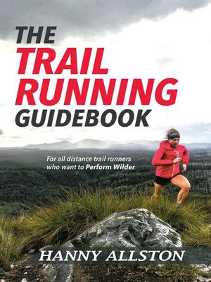cover image of The Trail Running Guidebook