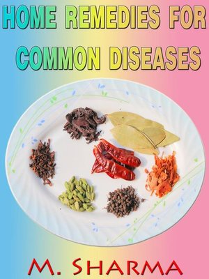 cover image of Home Remedies For Common Diseases