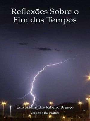 cover image of Reflexões sobre o fim dos tempos