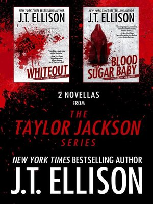 cover image of 2 Novellas from the Taylor Jackson Series