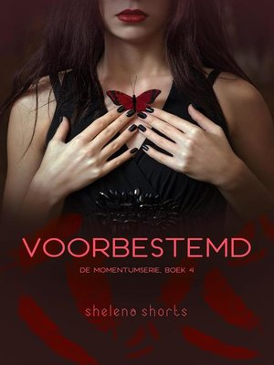 cover image of Voorbestemd