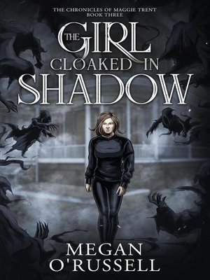cover image of The Girl Cloaked in Shadow