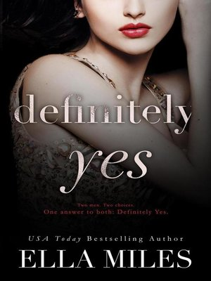 cover image of Definitely Yes