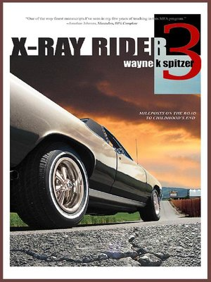cover image of X-Ray Rider 3