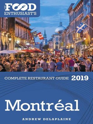 cover image of Montreal--2019