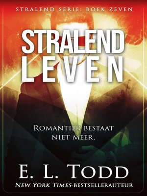 cover image of Stralend leven